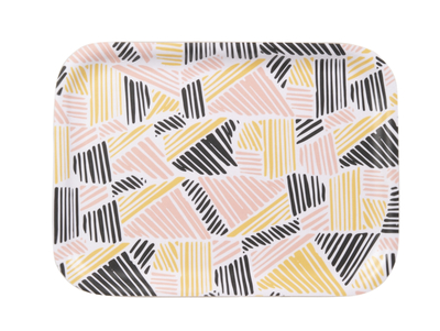 Muurla serving tray Funky, 27x20cm