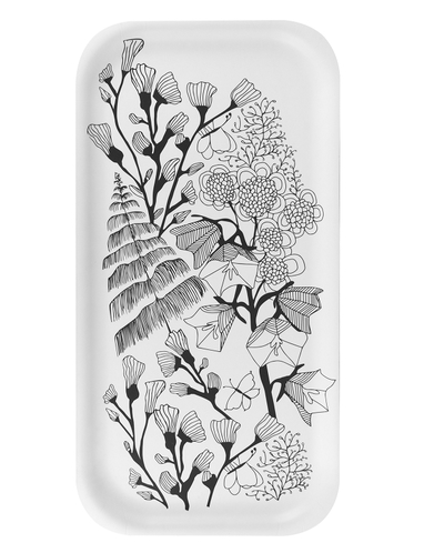 Muurla serving tray Wild Meadow, 43x22cm