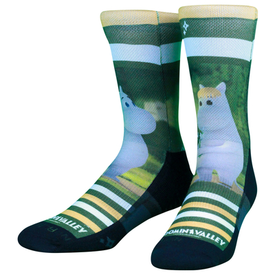 NVRLND adults' Moomin socks, Love