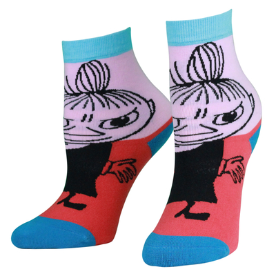 NVRLND children's Moomin socks, Little My