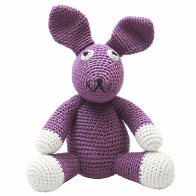 NatureZOO children's soft toy Mr. Bunny