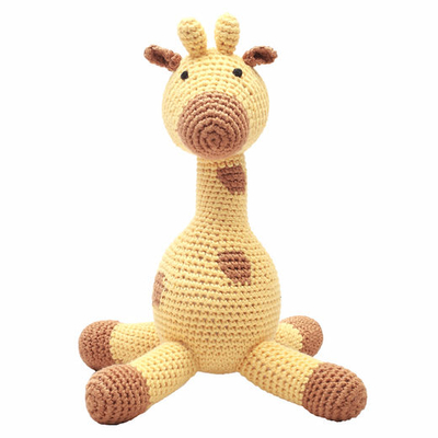 NatureZOO children's soft toy Mr. Giraffe