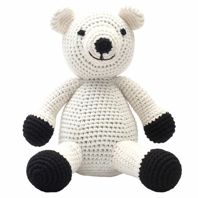 NatureZOO children's soft toy Mr. Polar bear