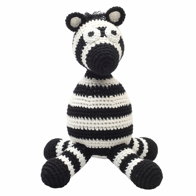 NatureZOO children's soft toy Mr. Zebra