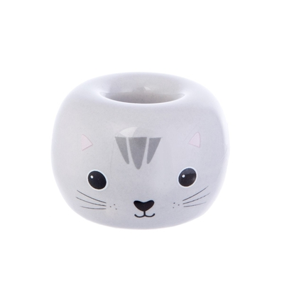 Nori cat toothbrush holder