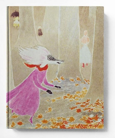 Notebook Moominvalley in November- Tove 100 years product!