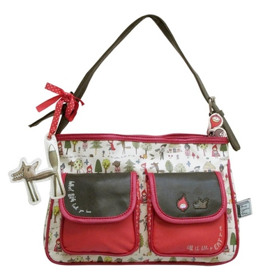 Once Upon a Time  Red Riding Hood Handbag