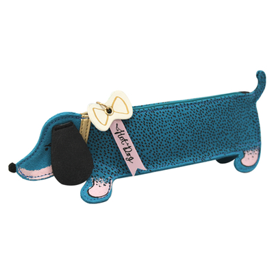 Over the Moon pencilcase/ makeup bag, Dog