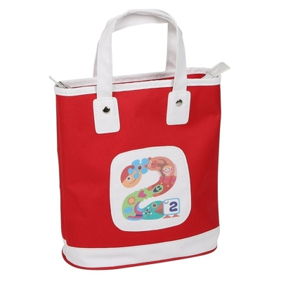 Pikku Kakkonen children's bag, red