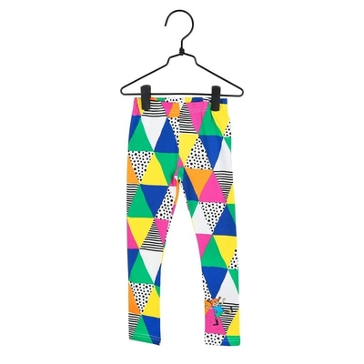 Pippi Longstocking Triangles-leggings