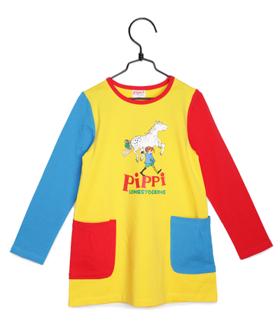 Pippi Longstocking pocket tunic