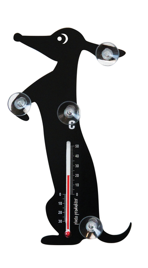Pluto Produkter Dachshund, thermometer