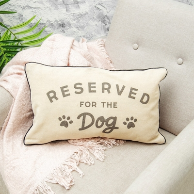 Reserved for the Dog tyyny, beige