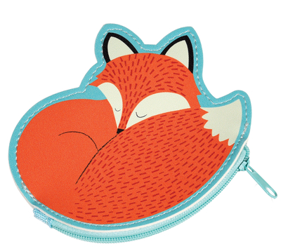 Rusty the Fox purse