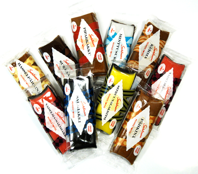 Sahlman Toffee assortment, 10pcs