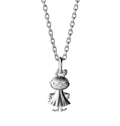 Saurum Little My children's necklace, silver