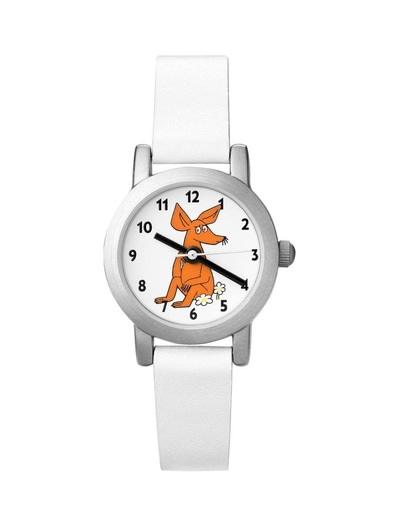 Saurum Moomin children's wristwatch 18mm, Sniff