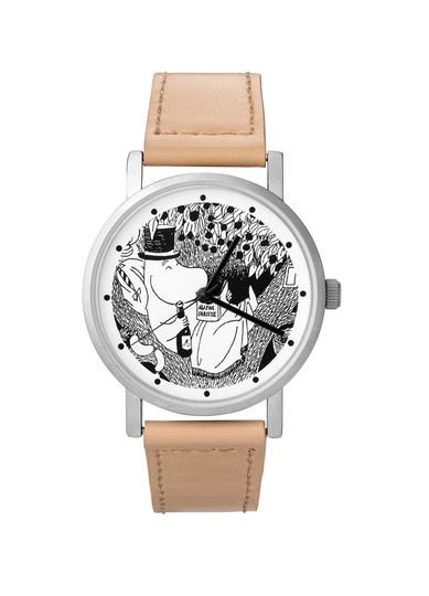 Saurum Moomin wristwatch 31mm, Moominpappa