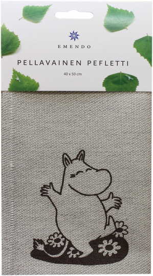 Seat cover Moomintroll, 50x40cm