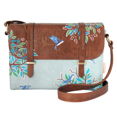Secret Garden shoulder bag, Bird