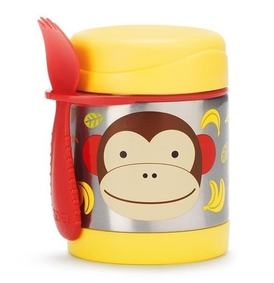 Skip Hop Food Thermos, Monkey