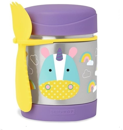 Skip Hop Food Thermos, Unicorn