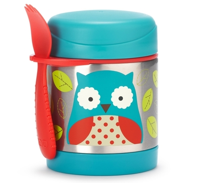 Skip Hop Thermos food jar Owl
