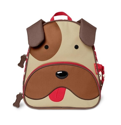 Skip Hop children's backpack, Bulldog