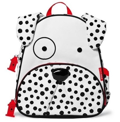 Skip Hop children's backpack, Dalmatian