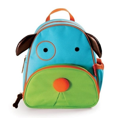 Skip Hop children's backpack, Dog