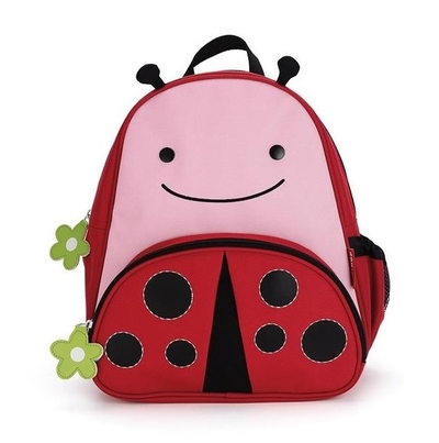 Skip Hop children's backpack, Ladybug