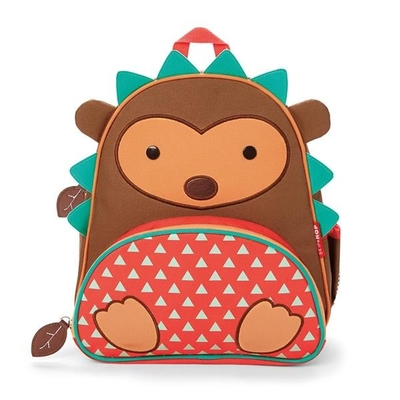 Skip Hop children's backpack Hedgehog, colorful