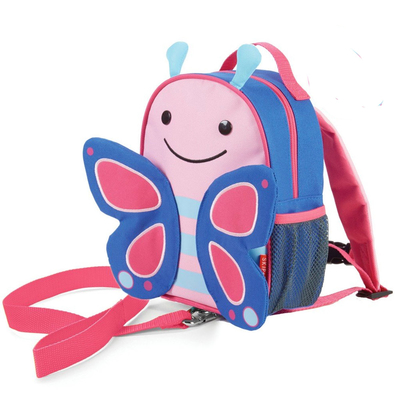 Skip Hop children's safety harness backpack, Butterfly