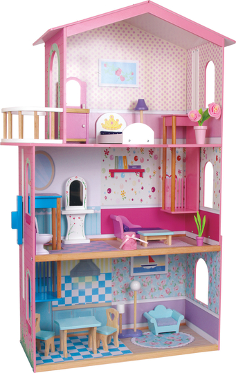 "Small Foot® Dollhouse / ""Barbie"" house, Sophia"