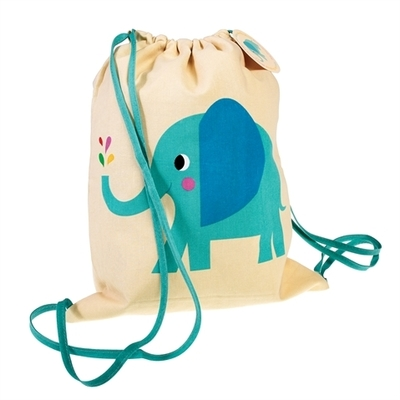 Swim and gym bag, Elvis the Elephant
