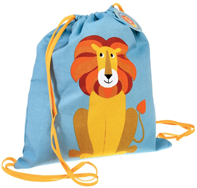 Swim and gym bag, Lion