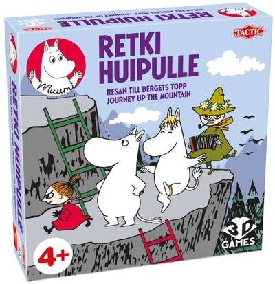 Tactic Moomin game Journey Up the Mountain