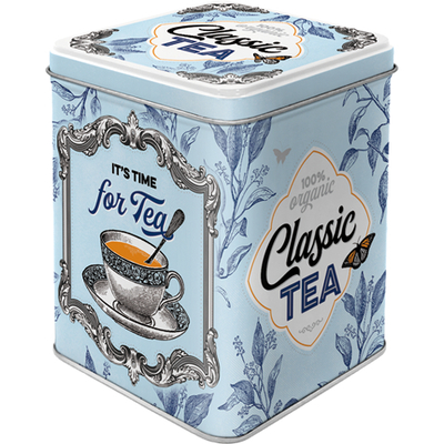 Tea caddy Classic Tea