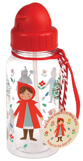 The Little Red Riding Hood drinking bottle, 500ml