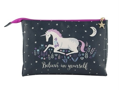 Toiletry bag, Unicorn, Starlight Unicorn