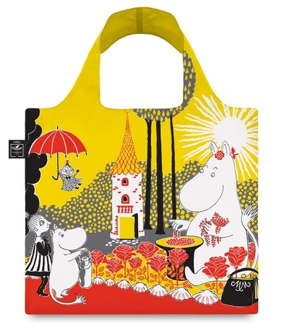 "Tove 100 years jubilee - Moomin Eco Bag ""Moominmamma"""