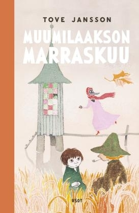 Tove Jansson: Moominland in November (revised edition)
