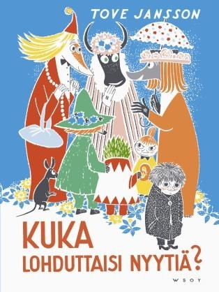 Tove Jansson: Who would comfort Toffle?