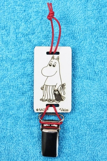 Towel Clip, Moominmother