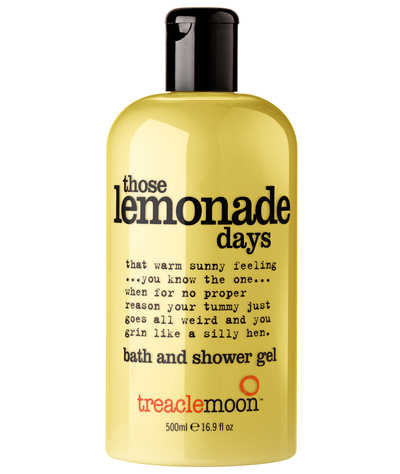 Treaclemoon Those lemonade days -bath and shower gel 500ml