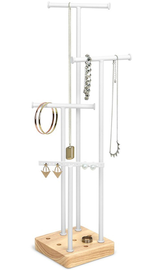 Umbra Acro changeable jewelry stand