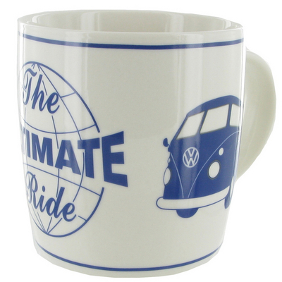 VW Collection Ultimate Ride - Camper Van Mug Gift Boxed