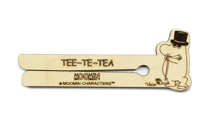 Veico Moominpappa U clip bag sealer, tea