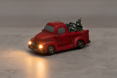 Winteria small pickup-truck LED-lights, red
