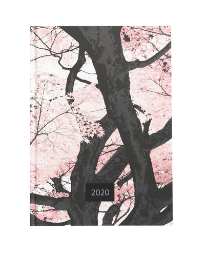 Year calendar Vallila 2020, Maple, A5